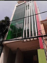 Cần bán tòa nhà mặt tiền CMT8, P.6, Q.3, DT: 88m2, 8 tầng mới đẹp, giá 38 tỷ (TL)