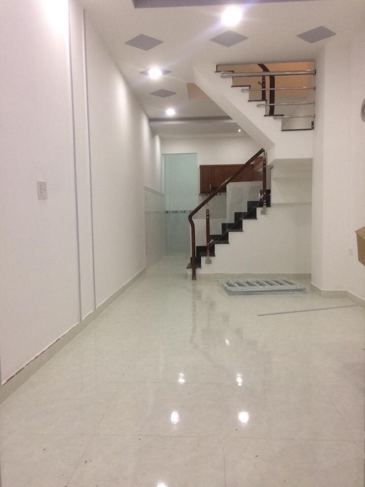 Nhà mới 3,2x13m trệt 2 lầu ,hẻm xe hơi ,giá hợp lý,gần cầu Long Kiểng,Nhà Bè