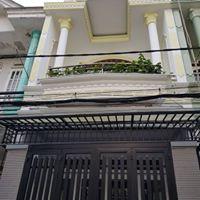 Nhà bán 1 lầu 1 sẹc đường Đỗ Thừa Luông, Q. Tân Phú, DT 4.5x7m, giá 1.6 tỷ thương lượng