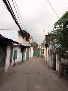 Bán nhà hẻm 290/40/ Nơ Trang Long, BT, DT: 3,5x11m, SH, 1,85 tỷ