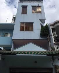 Kẹt tiền cần bán phố mặt tiền đường Phan Văn Trị, phường 7, quận 5.