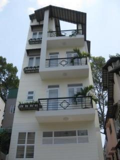 HOT ! Bán nhà mặt tiền Nguyễn Thái Bình-Lê Thị Hồng Gấm,Q1 4x20m trệt+6 lầu 29.5 tỷ. 0918577188