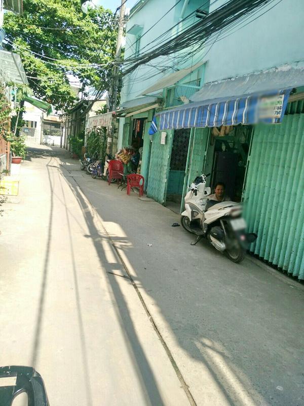 Bán nhà đẹp đường Trần Xuân Soạn Phường Tân Hưng Quận 7 (hẻm 861 )