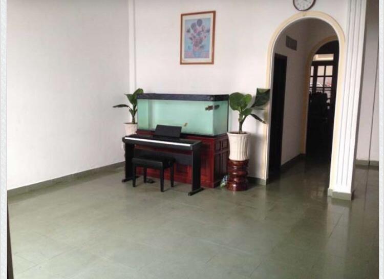Sang Mỹ định cư bán gấp nhà HXH Gò Dầu, Q.Tân Phú, DT 8m x 19.5m, giá 12.5 tỷ(TL)