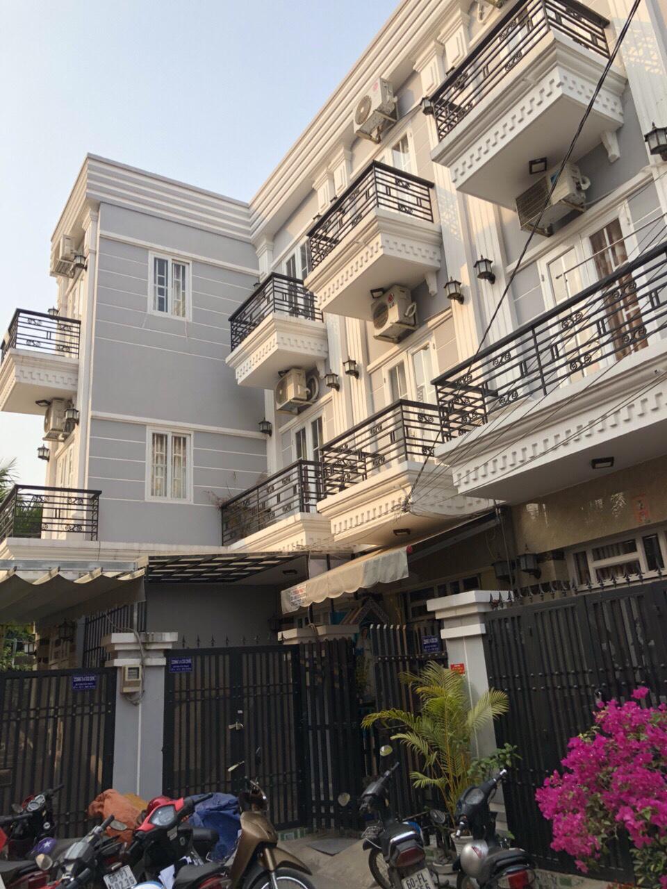 Bán Nhà Hẻm 2266 Huỳnh Tấn Phát, Nhà Bè, DT 3x8m, 3 lầu. Giá 1,48 tỷ