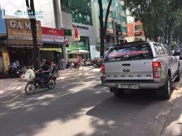Chính chủ bán gấp nhà mặt tiền đường Trần Quang Khải phường Tân Định Quận 1.  5 x20m.