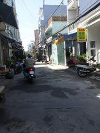 Bán nhà mặt tiền Nguyễn Lộ Trạch, Tân Phú, 3.5x 13.3m. 1 trệt + 1 lửng . Giá 4.1 tỷ LH: 091 9988 183