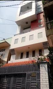 Bán Nhà mặt tiền đường Đinh Bộ Lĩnh P.26 Quận Bình Thạnh DT:4.5x16m Giá 12 TỶ TL Cực Hot.