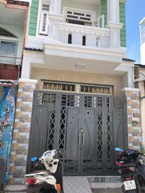 Bán nhà hẻm 6m Đường số 22, P.Bình Hưng Hòa A, DT 4x12.3m, 2 lầu giá 4.75 tỷ