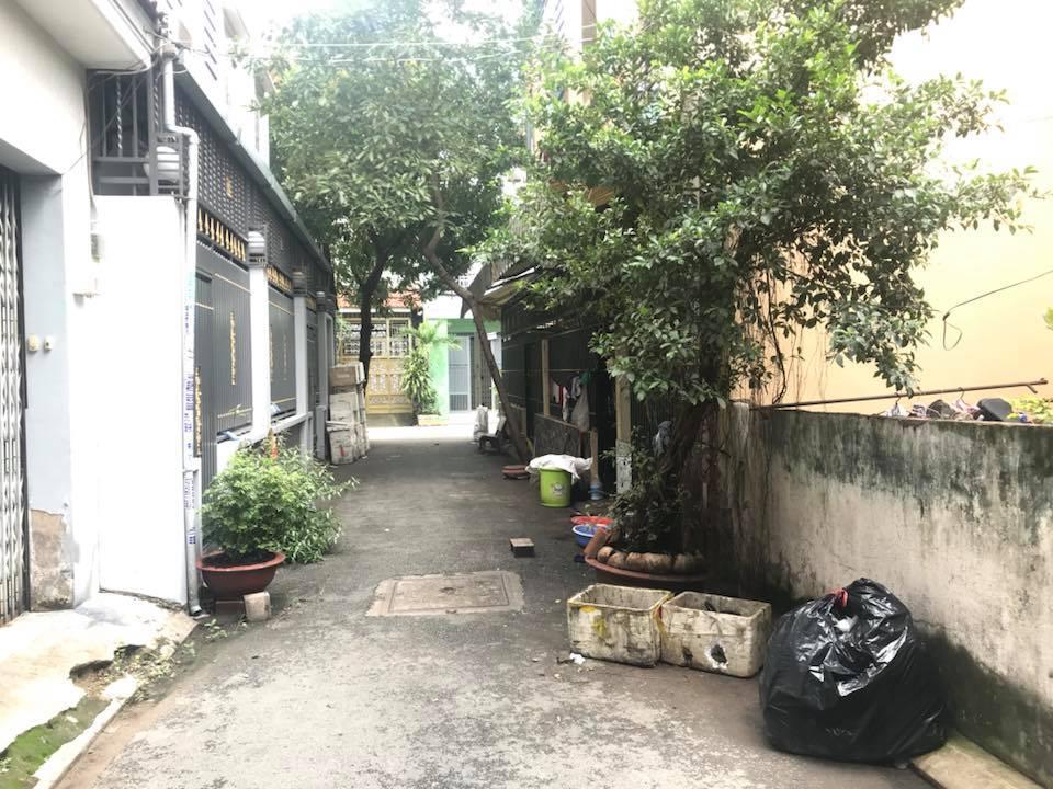 Nhà hẻm 4m 14 đường 18, Bình Hưng Hòa A, Bình Tân, 4x12m, 1 lầu