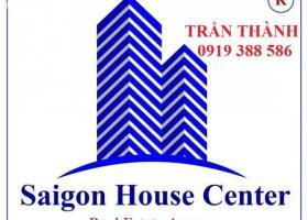 Bán gấp MT Đồng Nai phường 15 Q.10, trệt 4 lầu giá 13.8 tỷ TL 3911053