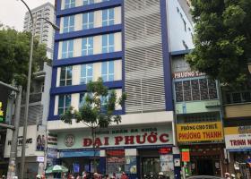 Bán nhà góc 2 mặt tiền 702 đường kinh doanh Sư Vạn Hạnh, Q10, DT: 10x14m, 5 lầu, giá 69,8 tỷ 7600267